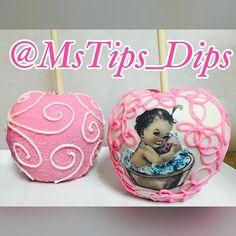 #MsTipsDips #BabyShower #ItsAGirl #SneakPeek #Baby #Bling