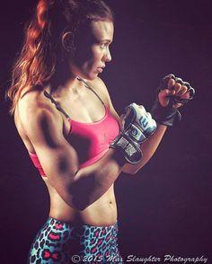 Cora Sanders #kickboxing #muay thai #boxing #martial arts #mma #girl #fighter