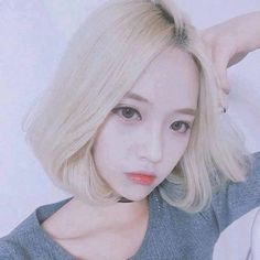 New hair white asian korean fashion 44 ideas Girl Short Hair, Short Girls, Korean Girl Ulzzang, Uzzlang Girl, Pretty Asian, Ulzzang Fashion, Korean Fashion, Cute Korean, Kawaii Girl