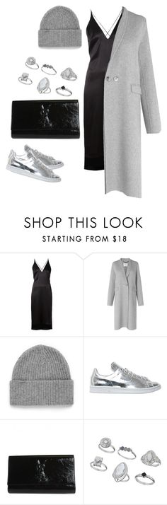 """""""Untitled #68"""" by yosanmichael ❤ liked on Polyvore featuring Dion Lee, L.K.Bennett, Topman, adidas, Yves Saint Laurent, Miss Selfridge, women's clothing, women's fashion, women and female"""
