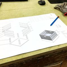 Design for Oak crates on paper, just before we breathe life into them. Crates, Breathe, Paper, Life, Instagram, Design, Home Decor, Decoration Home, Room Decor