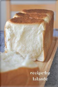 あの高級生食パン*乃が美風 by ラ・ランド 【クックパッド】 簡単おいしいみんなのレシピが298万品 Sweets Recipes, Bread Recipes, Cake Recipes, Cooking Recipes, Desserts, Japanese Bread, Cooking Bread, No Knead Bread, Bread And Pastries