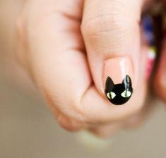#nails #cat