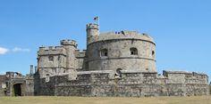 MEI Blog: Tudor history on the Fal estuary