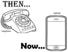 technology then and now A 90s kid living in 2014: then and now  we came up in an era just before technology exploded and created this whole new medium including social media so there was no pressure it was the.