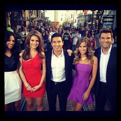 The Extra Team at The Grove