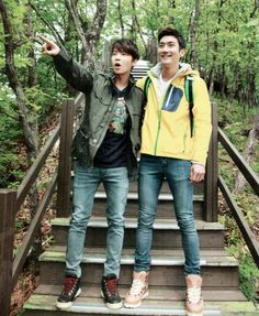 Donghae & Siwon!!!