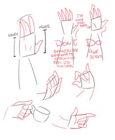 Back Of Hand Reference Drawing Techniques, Drawing Tips, Drawing Sketches, Drawing Hands, Drawing Ideas, Hand Drawings, Sketching, Drawing Stuff, Hand Drawing Reference