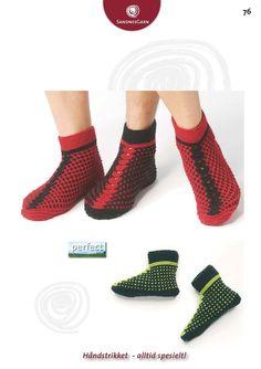 Click to enlarge Slipper Boots, Slippers, Socks, Knitting, Crochet, Recipes, Fashion, Stapler, Threading
