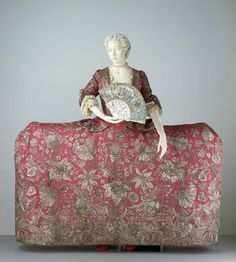 Mantua, 1740-45, from the Victoria and Albert Museum
