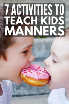 Teaching Kids Manners: 6 Tips for Teaching Proper Manners to Kids