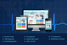 Check out SJ Healthcare - Multipurpose Theme by YouTech on Creative Market