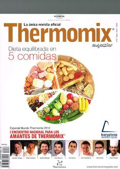 ISSUU - Revista thermomix nº27 dieta equilibrada by argent