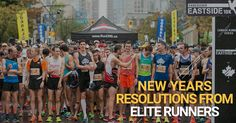 New Years Resolutions from Elite Runners - Canada Running Series