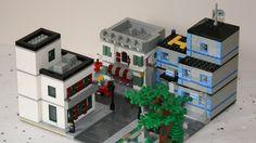 Lego Micro City
