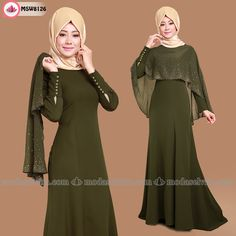 Women's Dresses, Trendy Dresses, Couture Dresses, Muslim Women Fashion, Islamic Fashion, Abaya Fashion, Fashion Dresses, Estilo Abaya, Hijab Dress Party