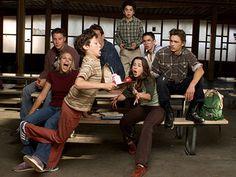 freaks-n-geeks TOO GOOD!!! Why only one season??? // Demasiado buena, no entiendo porqué sólo 1 temporada.
