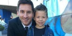 Seguir Basti con Leo antes de viajar al Mundial! Vamos Argentina! 2014