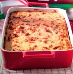 South Your Mouth: Sausage & Cheese Grits Breakfast Casserole I just pinned it on your board cause it was called South in your Mouth!