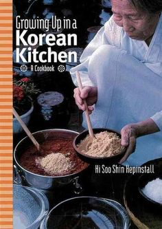 Part memoir and part cookbook, GROWING UP IN A KOREAN KITCHEN is one woman's cultural and culinary story, weaving childhood reminiscences with lovingly gathered recipes. With descriptions of the tradi