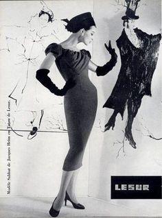 Jacques Heim, 1950s