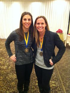 Carli Lloyd and Christie Rampone (along with Heather O'Reilly) were among the 2012 inductees into the New Jersey State Interscholastic Athletic Association Hall of Fame. Soccer Girl Probs, Carli Lloyd, World Cup Champions, Women's World Cup, Great Women, Soccer Players, My Passion, Pitch, Role Models