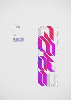 Poster Design, Graphic Design Posters, Graphic Design Typography, Graphic Design Inspiration, Typography Fonts, Gfx Design, Type Design, Logo Design, Designers Republic