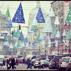Rolandia-Romania Tours and Activities City Break, Winter Is Coming, Amazing Destinations, City Lights, Christmas And New Year, Winter Wonderland, Taj Mahal, Romania Tours, Entertaining