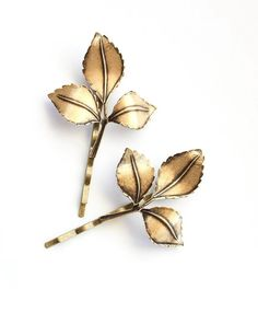 Branch Bobby Pins Nature Hair Accessories by apocketofposies