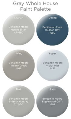 Our Favorite Blue Bedroom Paint Colors by Benjamin Moore – Blackhawk Hardware