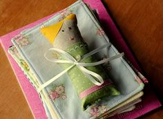 a pretty cool life.: The Princess and the Pea Doll Crafts, Cute Crafts, Crafts For Kids, Princess Crafts, Handmade Stuffed Animals, Princess And The Pea, Princess Birthday, Princess Party, Pretty Packaging