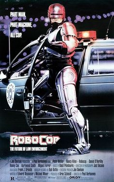 Added to the moviepages: #RoboCop 1, 2 & 3 - Movies Part 4 R-S -