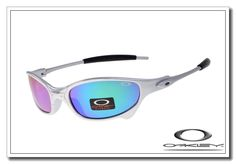 Discount Oakley Juliet Sunglasses with Polished White Frame   Ice Iridium  Lens Online Oakley Juliet fd19059df1