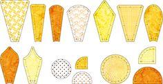 Dresden plate patterns