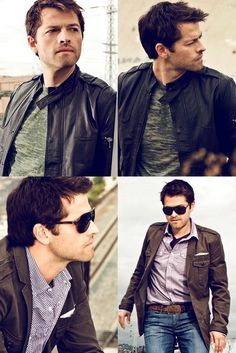Misha Collins is easily the hottest man I have ever seen.