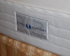 Our Sleep Number bed is like a little bit of Heaven every night!  Worth EVERY penny we paid for it.
