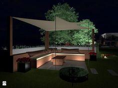 Ogród styl Nowoczesny Ogród - zdjęcie od Studio Projektowe Metraż