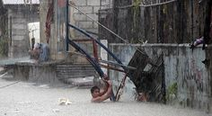 The Philippines capital and its suburbs were submerged on Tuesday as torrential rains battered the city and floodwaters poured in from almost all sides. World Press, Press Photo, Salt Lake City, Photojournalism, Manila, Ny Times, Climate Change, Utah, Philippines