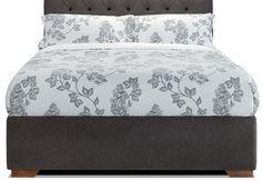 Dark Grey Max Storage Bed