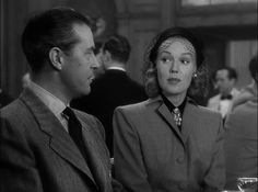 The Big Clock (1948) Film Noir. Ray Milland , Rita Johnson, John Farrow