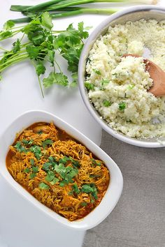 """Slow Cooker Curry Chicken – This Paleo recipe requires coconut milk, free-range chicken, garlic, onion and plethora of spices, including cumin, cinnamon, oregano and turmeric, known as the """"Golden Spice of Life"""" by health experts. Get the recipe from in Sonnets Kitchen."""