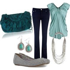"""""""DYT Type 2 One"""" by incrediblyquiet on Polyvore"""