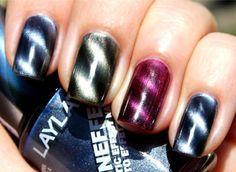 nail art esmalte esmaltes magneticos