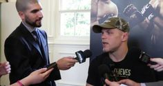 Video: Chris Dempsey UFC Dublin Pre-Fight Interview | TalkingBrawlsMMA.com