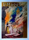 """Vintage French Opera Poster """"LE MAGE"""" on Linen - FRENCH, Linen, MAGE, OPERA, POSTER, Vintage"""