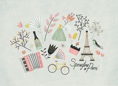 Springtime in Paris   Flickr