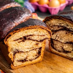 Sweets Recipes, Cake Recipes, Greek Desserts, Pan Dulce, Food Cakes, Food Design, No Cook Meals, Romania, Banana Bread