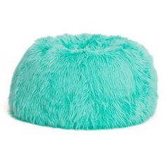 This fluffy beanbag matches our branding colours! www.ZenhanceYourHome.com #Want ❤