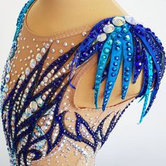No photo description. No photo description. Ballet Leotards For Girls, Rhythmic Gymnastics Leotards, Dance Leotards, Figure Skating Costumes, Figure Skating Dresses, Skating Pictures, Custom Leotards, Ballroom Dress, Dance Dresses