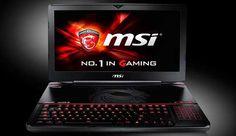 MSI GT80 Titan Hardcore Gaming Laptop with Brown Switch Mechanical Keyboard
